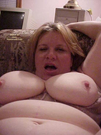 Pic #5 - Horny Big Breasted Bbw Wife