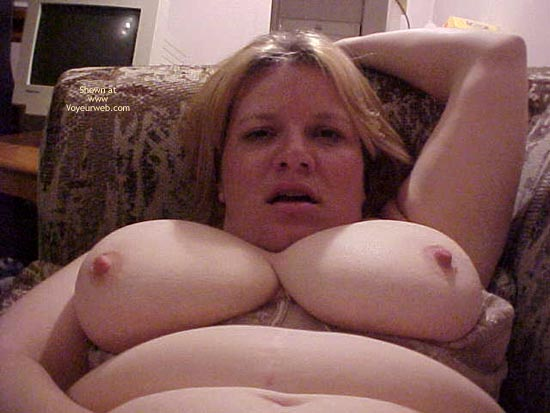 Pic #6 - Horny Big Breasted Bbw Wife