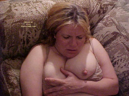 Pic #7 - Horny Big Breasted Bbw Wife