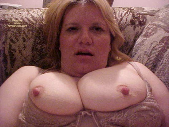 Pic #8 - Horny Big Breasted Bbw Wife