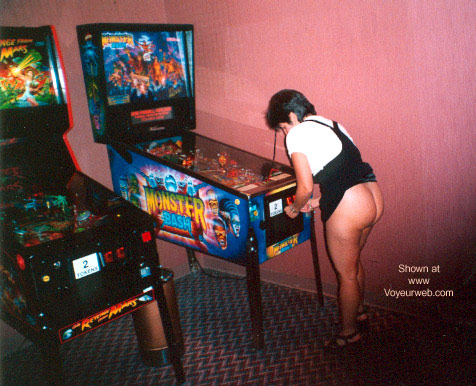 Pic #7 - Out at The Pool Arcade