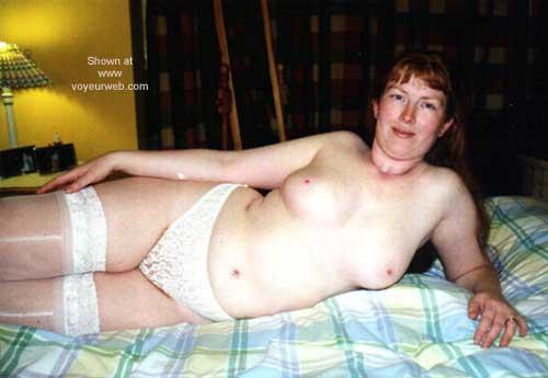 Pic #2 - UK Redhead Wife P5
