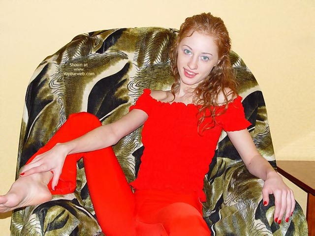 Pic #1 - Redhaired Angel