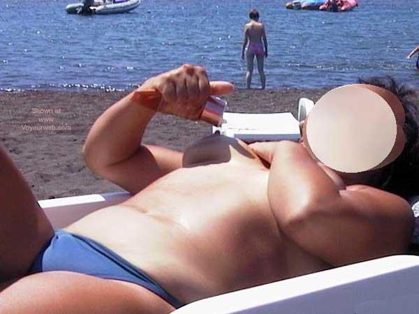 Pic #5 - Ketty On Greek Isles