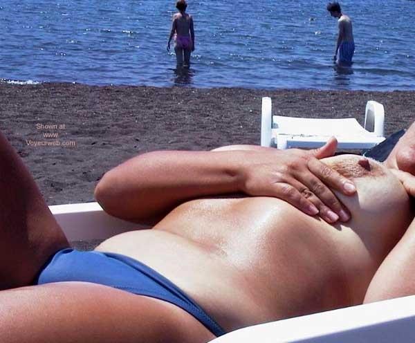 Pic #8 - Ketty On Greek Isles