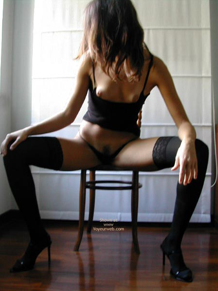 Pic #4 - *Oc Lucy Sexy On The Chair