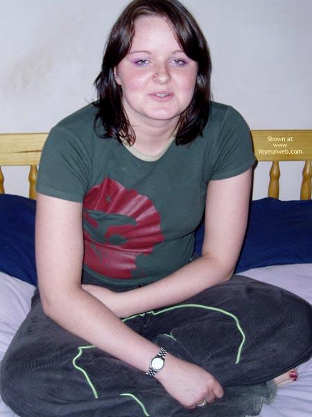 Pic #3 - British Teen Student Rose