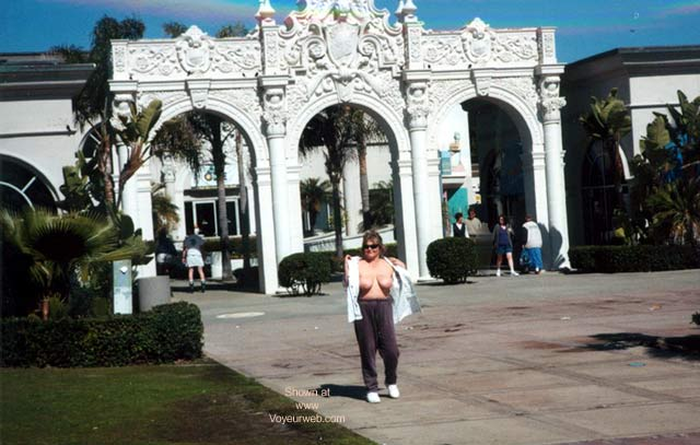 Pic #4 - Jeanne at San Diego