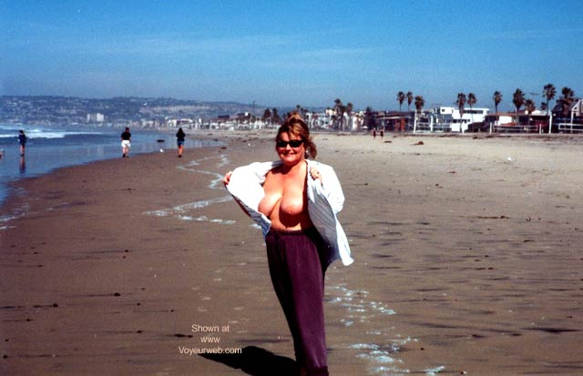 Pic #5 - Jeanne at San Diego