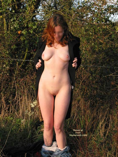 Pic #5 - Beckynaked In The Setting Sun