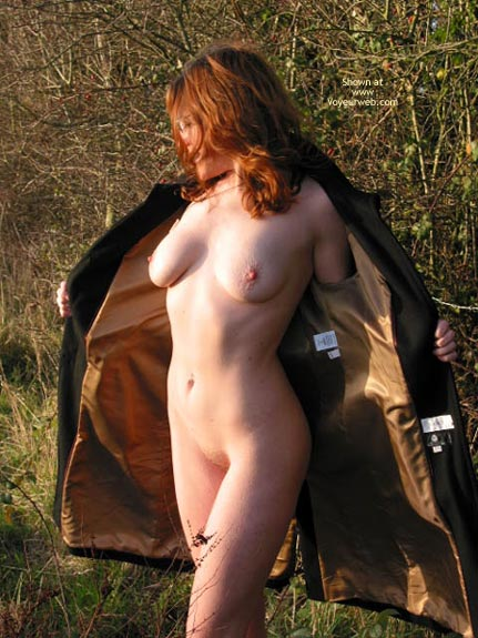 Pic #6 - Beckynaked In The Setting Sun