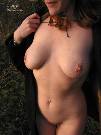 Pic #7 - Beckynaked In The Setting Sun