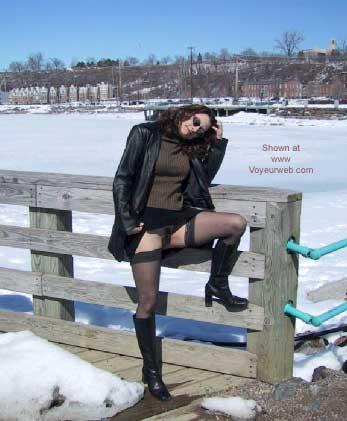 Pic #2 - Cynthia in Burlington 1