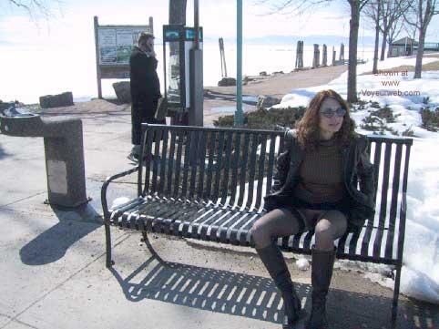 Pic #4 - Cynthia in Burlington 1