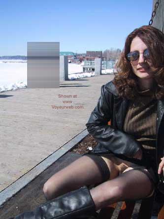 Pic #7 - Cynthia in Burlington 1