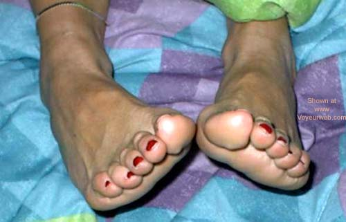Pic #9 - Hot Toes 3