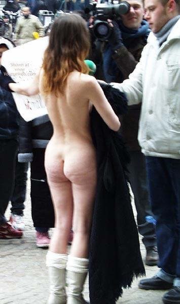 Pic #3 - Protester