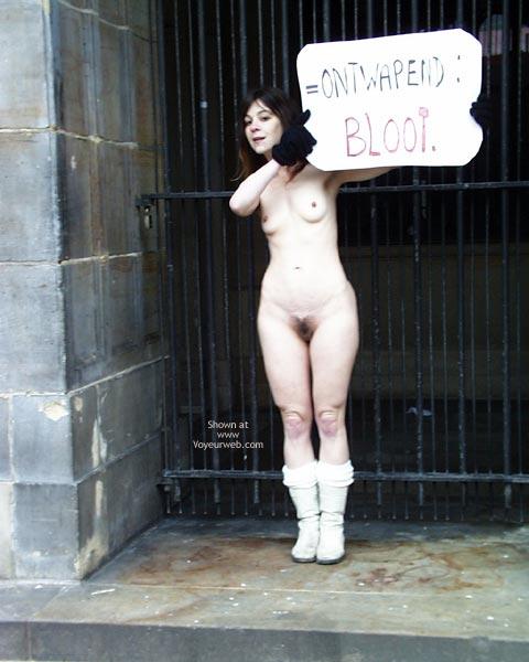 Pic #5 - Protester