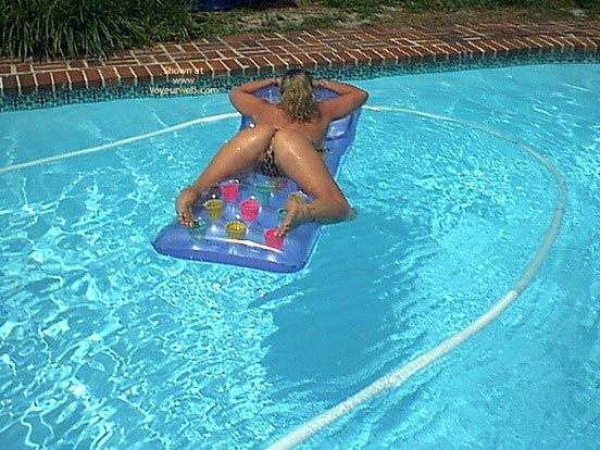 Pic #3 - Ash At The Pool