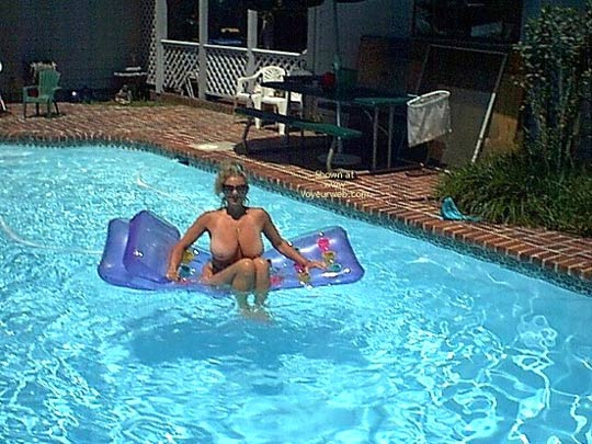 Pic #6 - Ash At The Pool