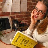 Laptop Glasses - Glasses, Lesbian