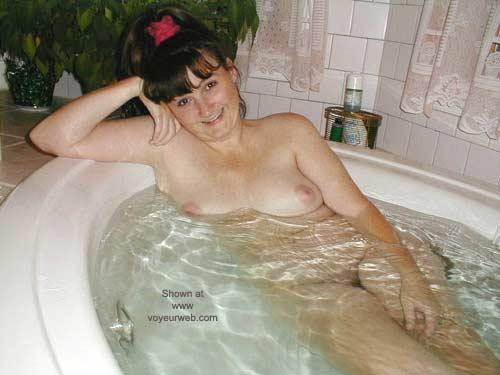 Pic #9 - Splish Splash She Has Fun In The Bath