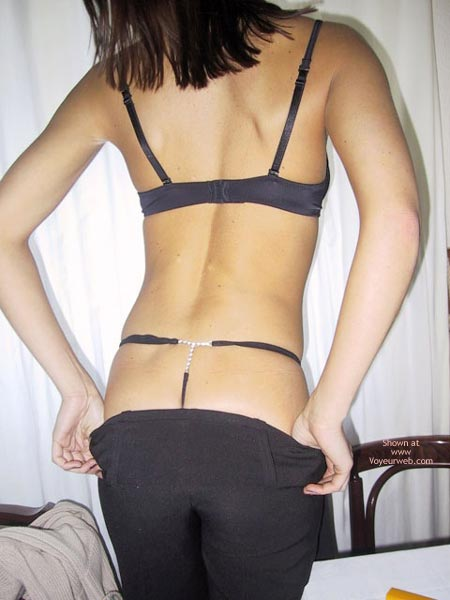 Pic #1 - The Office Girl_ New String