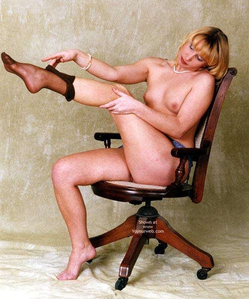 Pic #4 - *Oc  Sasha On A Chair