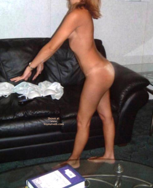 Pic #8 - Marie Stripping!