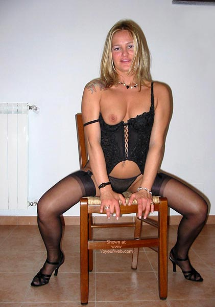 Pic #2 - *Oc Elise On A Chair