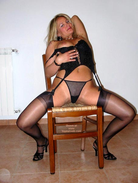 Pic #3 - *Oc Elise On A Chair