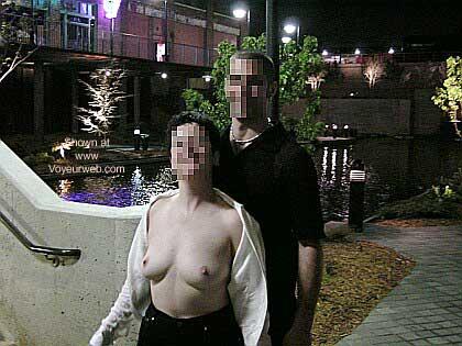 Pic #3 - NippleGirl At Bricktown Canal