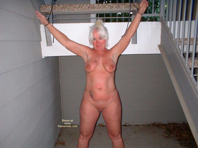 Pic #9 - Tammy Tied Up
