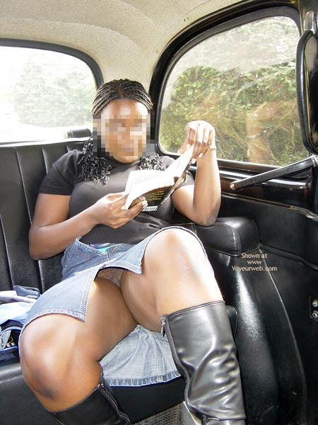 Pic #1 - Camden Girl In A Taxi