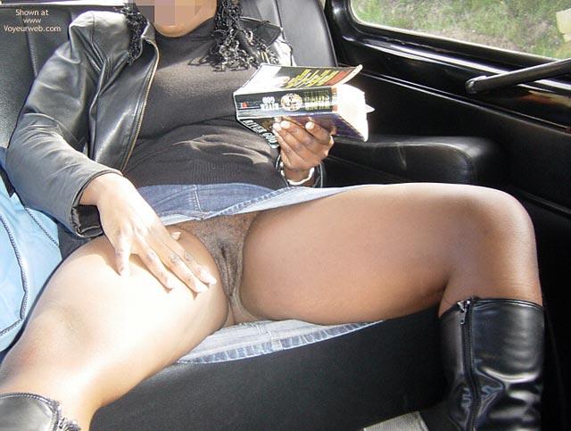 Pic #2 - Camden Girl In A Taxi