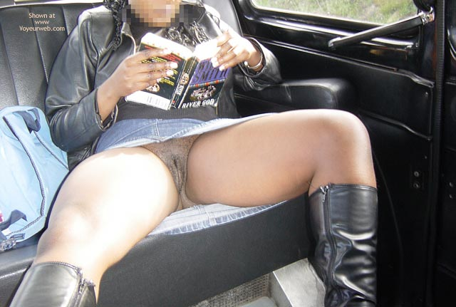 Pic #3 - Camden Girl In A Taxi