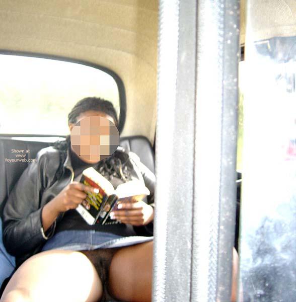 Pic #5 - Camden Girl In A Taxi