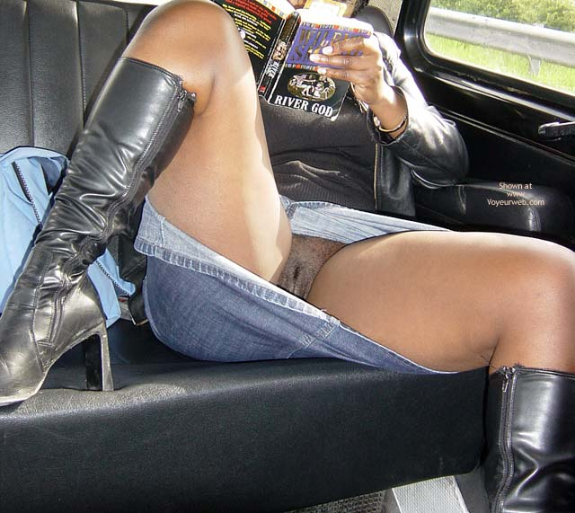 Pic #6 - Camden Girl In A Taxi