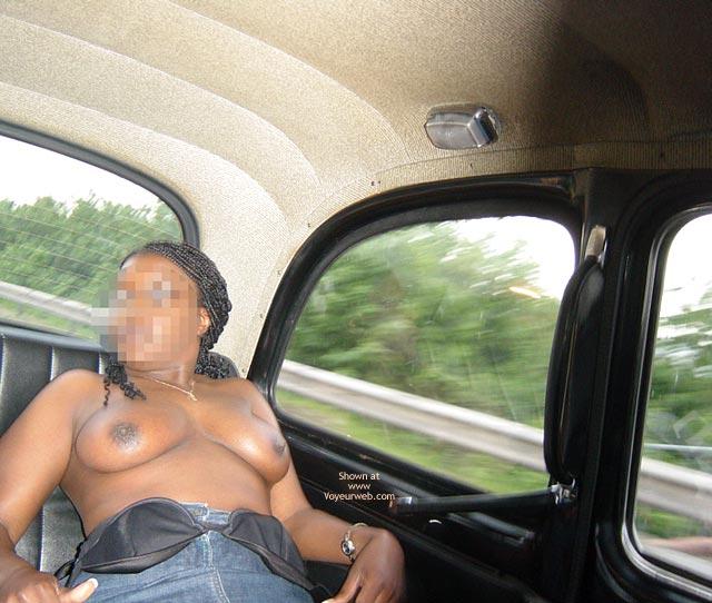 Pic #7 - Camden Girl In A Taxi