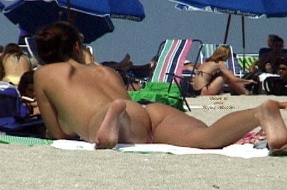 Pic #1 - Topless Beach Extravaganza