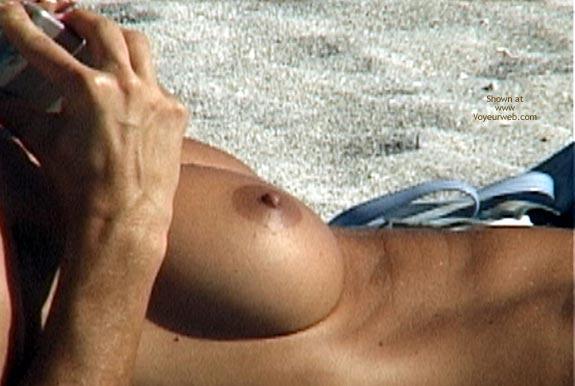 Pic #10 - Topless Beach Extravaganza