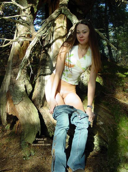 Pic #4 - *Wd  Eryka In The Mossy Forrest