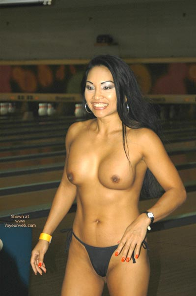 Pic #6 - Charity Nude Bowling