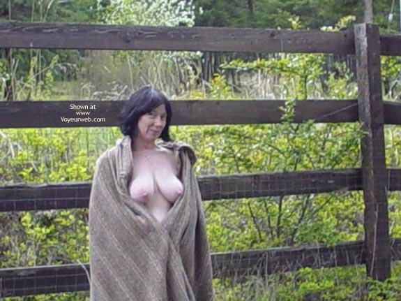 Pic #2 - Tigress Shows Off Her New Cape