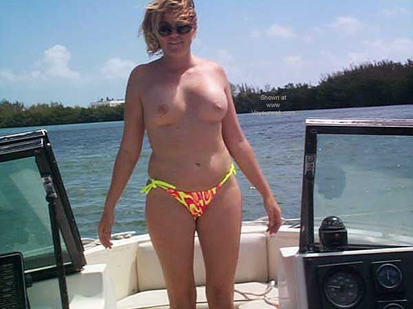 Pic #3 - Kim At Key West #3