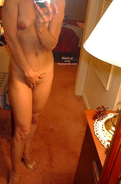 Pic #5 - Undressing After Work