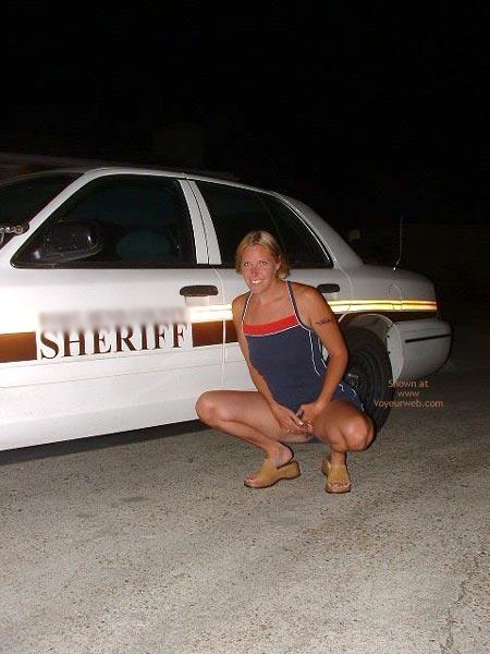 Pic #9 - Lynn Flashing In West Houston