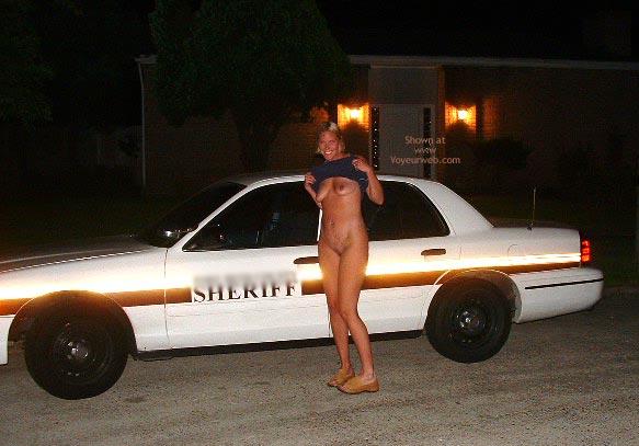 Pic #10 - Lynn Flashing In West Houston
