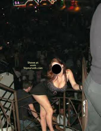 Pic #4 - My Drunk Wife Shows Some Booty