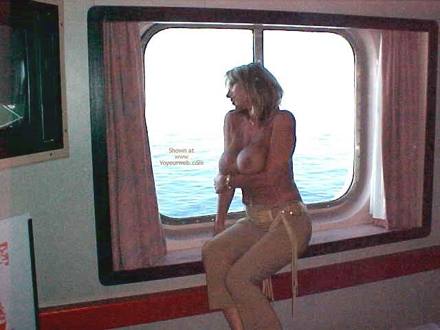 Pic #3 - Bobbi Bahama Mama!